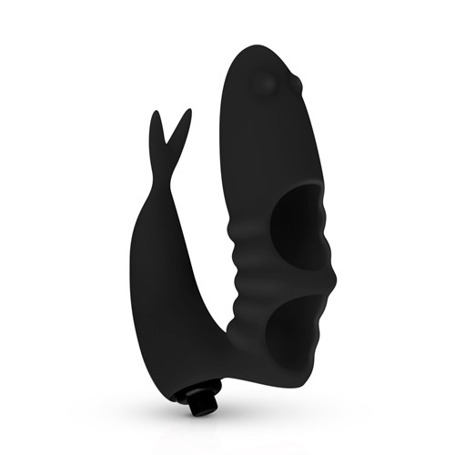 Finger Vibrator - Black