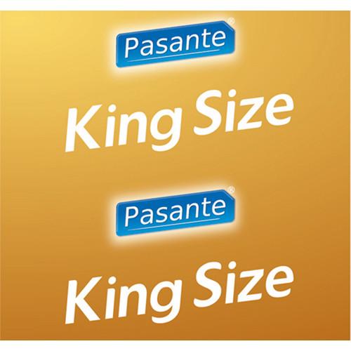 Pasante King Size condoms 12 pcs