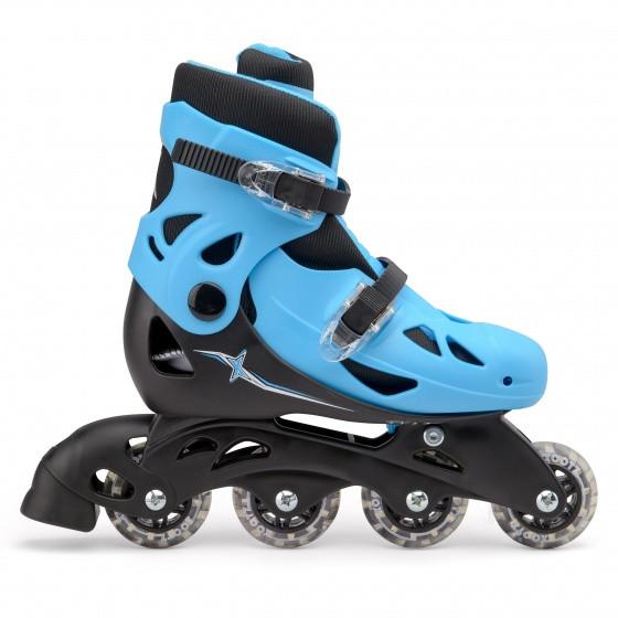 Inline Skates Boys Blue Size 28-31