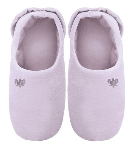 Warmers Silke Ladies Lilac Size 36-41