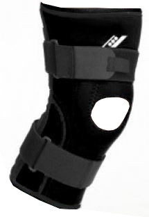 Knee Brace Plus Ii Black Size S