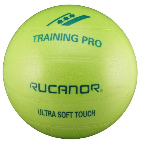 Volleyball Training Pro Green Size 5