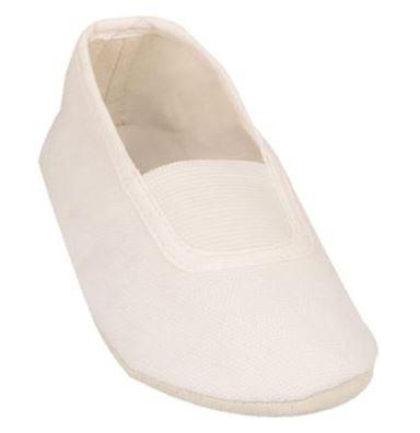 Ballet Shoes White Size 25