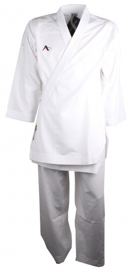 Karate Suit Onyx Air Wkf White Unisex Size 205