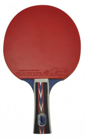 Table Tennis Bats Ttb 160 Red / Black