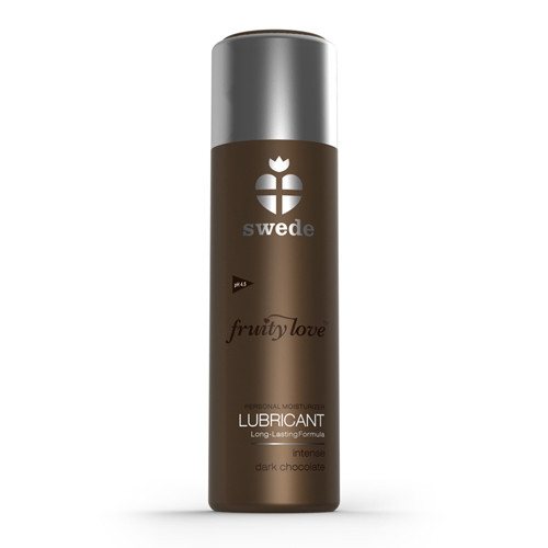 Intense Dark Chocolate Water-Based Lubricant - 100ml