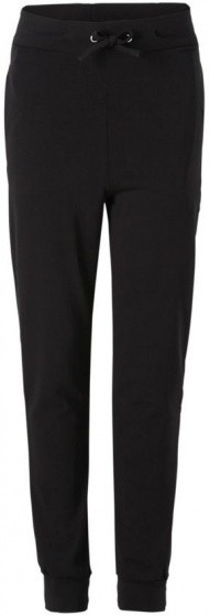 Trousers With Insert Pockets Black Size 116