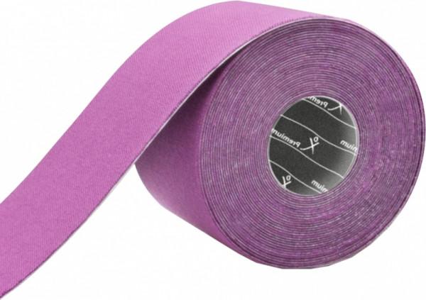 Kinesiotape Premium Purple 50 mm