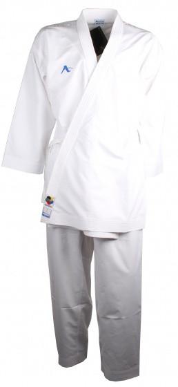 Karate Suit Onyx Evolution Wkf White Unisex Size 210