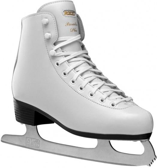 Figure Skating Paradise Plus Ladies White Size 42