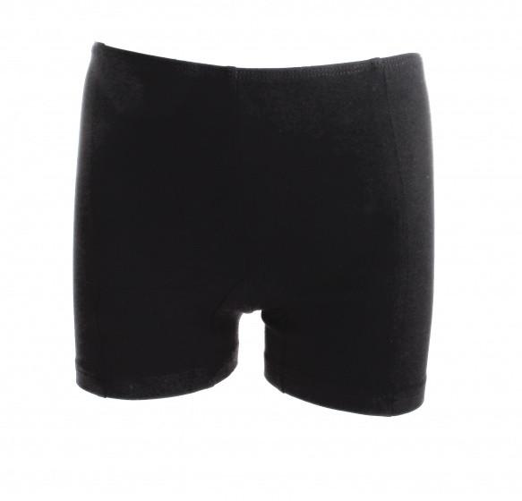 Hotpant Sport Short Hip Model Black Size L