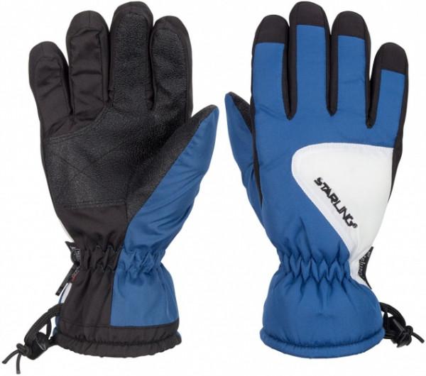 Ski Gloves Taslan Riva Jr Junior Blue Size 5,5/152