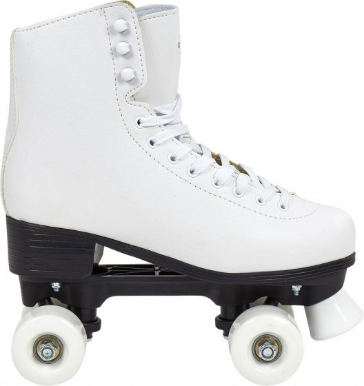 Rc1 Roller Skates Ladies White Size 40
