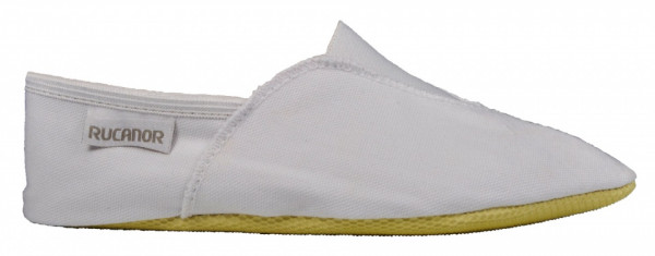 Gymnastic Shoes Duisburg Girls White Size 35