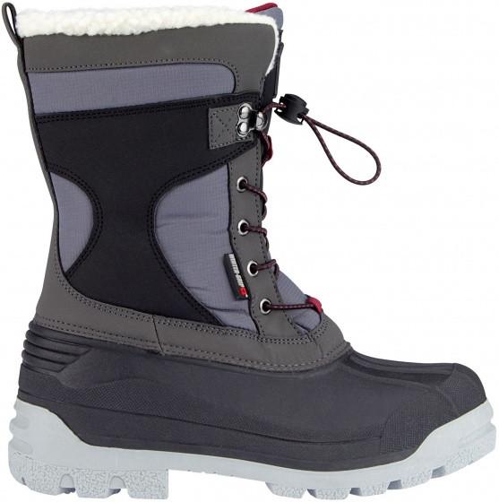 Snow Boots Canadian Explorer Unisex Black / Gray Size 41
