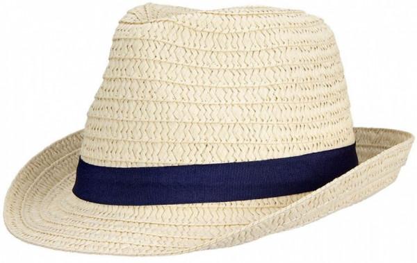 Straw Hat Java Junior Beige Size 50 cm