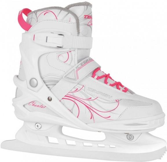 Figure Skating Chantal Ladies White Size 36