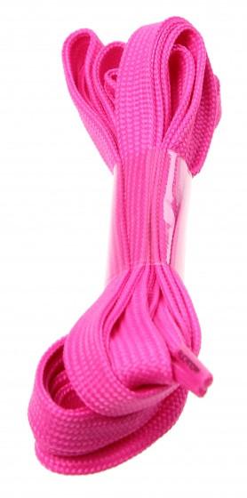 Shoe Laces Flat Rose 110 cm