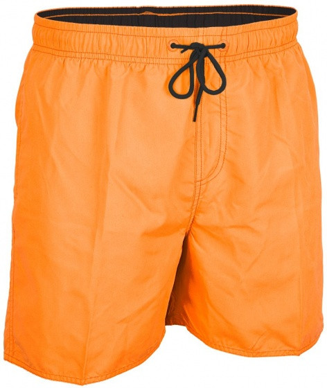 Shorts Men Orange Size Xl