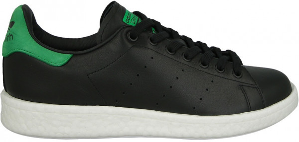 Sneakers Stan Smith Boost Men Black Size 36