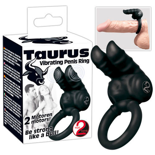 Taurus Cockring - Black
