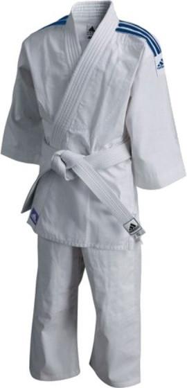 Judogi 200 Evolution Junior White Size 120/130 cm