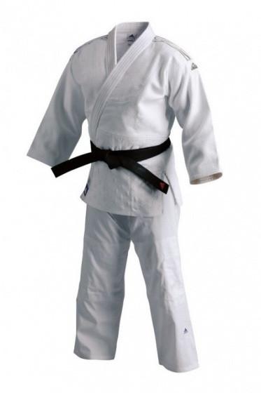 Judo J800 Expert Unisex White Size 200 cm