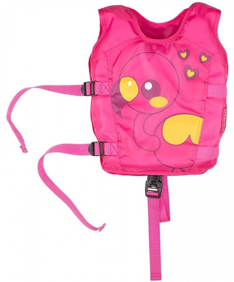 Lifejacket Animal Junior Polyester Pink 1-3 Years One-Size