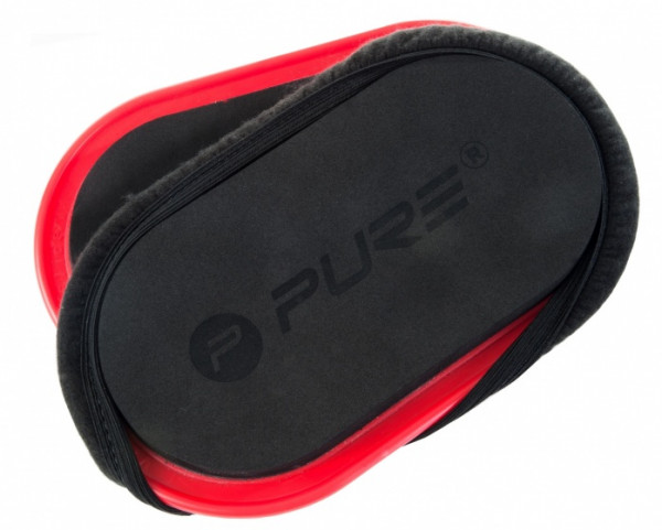 Slide Pads Red 2 Pieces