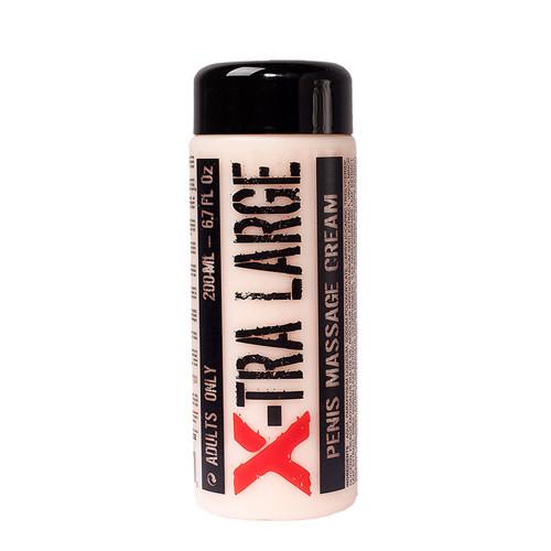 X Large Penis Massage Cream