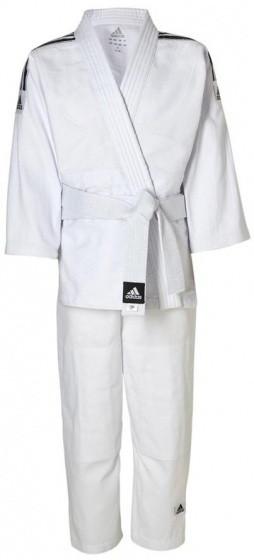 J350 Club White / Black Size 140