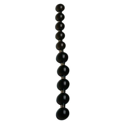 Ball rod anal beads